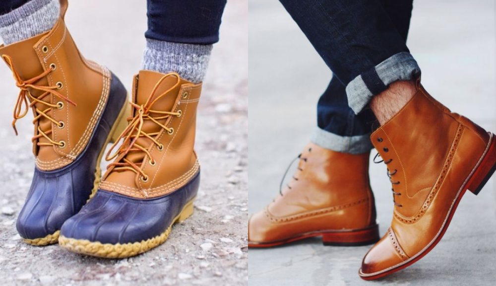 mens fall boots
