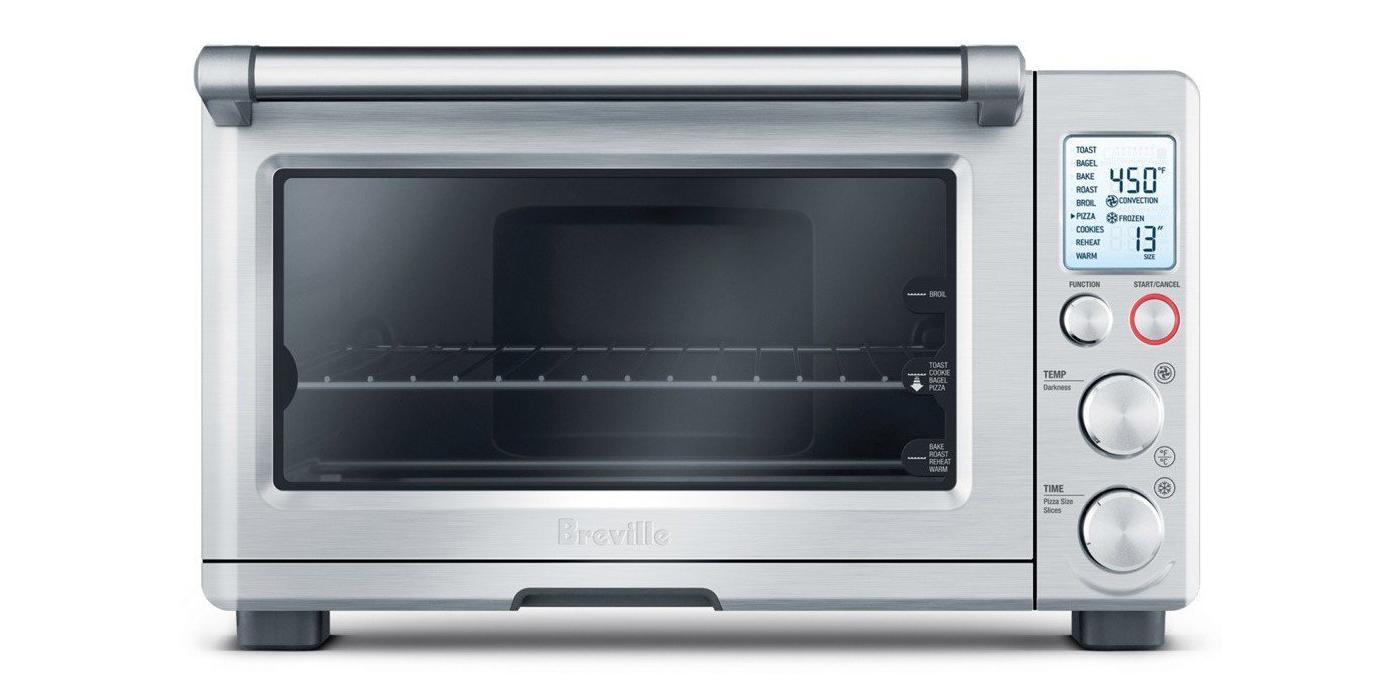 Breville Smart 1800 Watt Toaster Oven Now Just 160