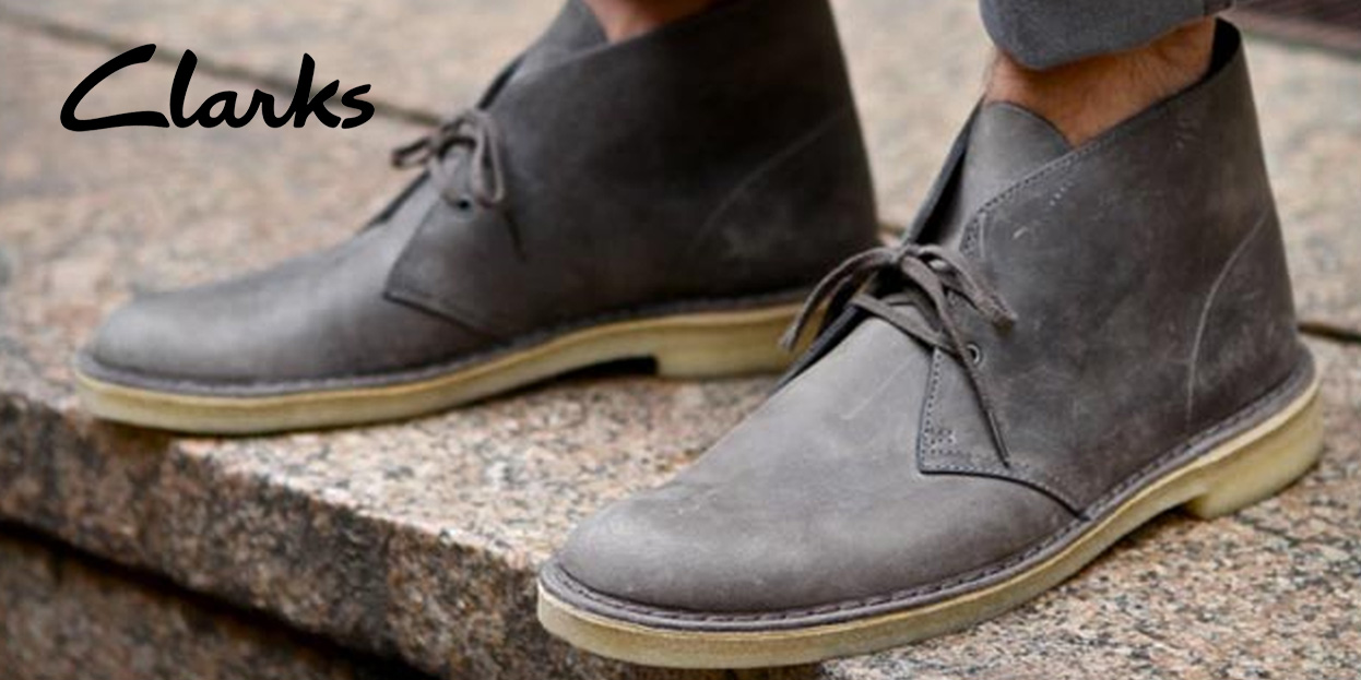 237baadaf Clarks Originals Private Sale takes up to 60% off boots for fall ...