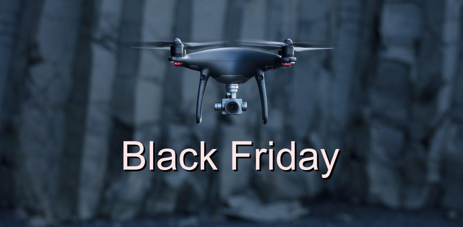 6b07f7b1fee DJI reveals Black Friday 2017 discounts – Spark, Mavic Pro, Goggles, Osmo,  more