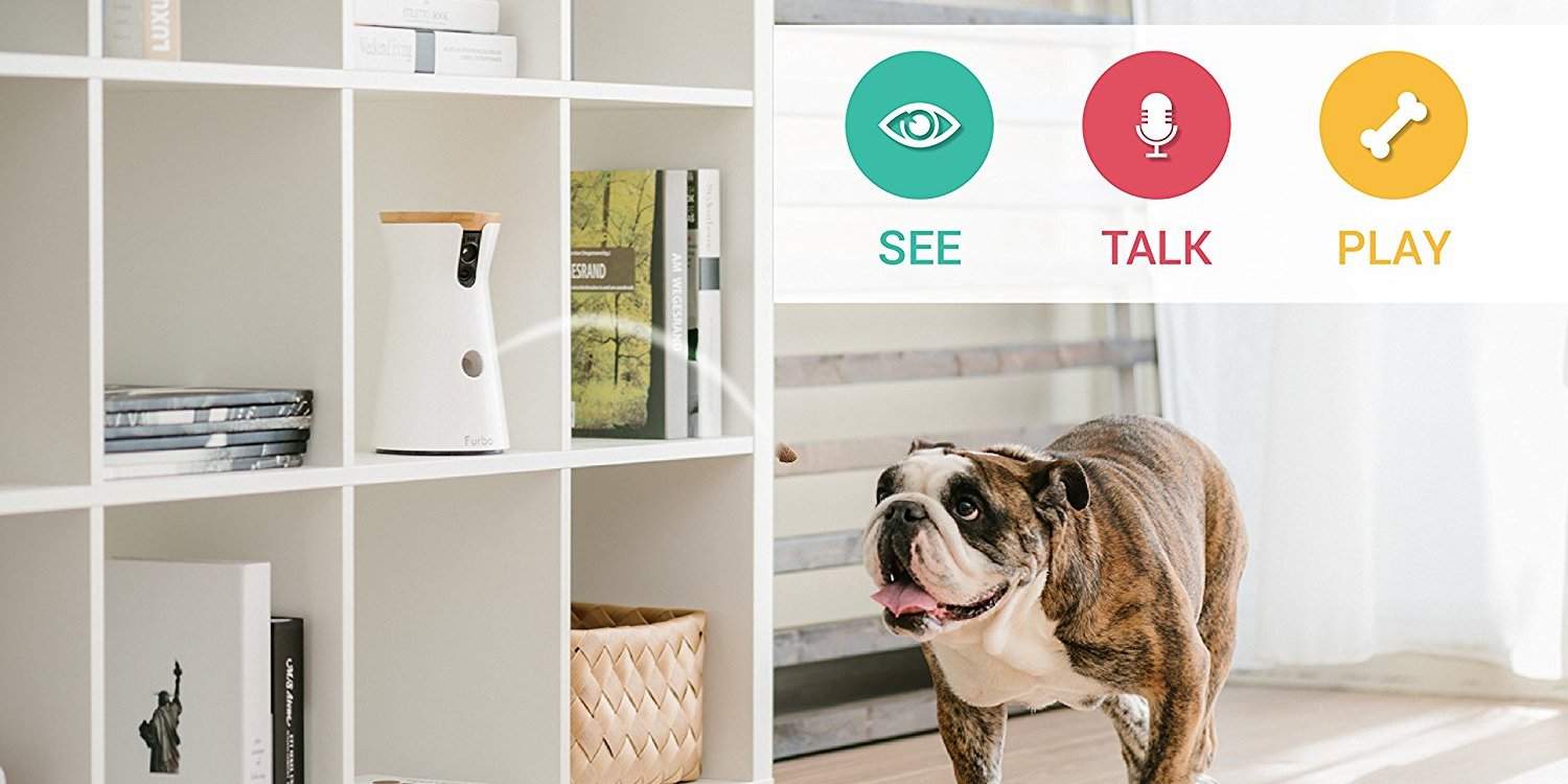 Amazon's best-selling dog camera Furbo is $135 (Reg. $250), today only for Prime Day