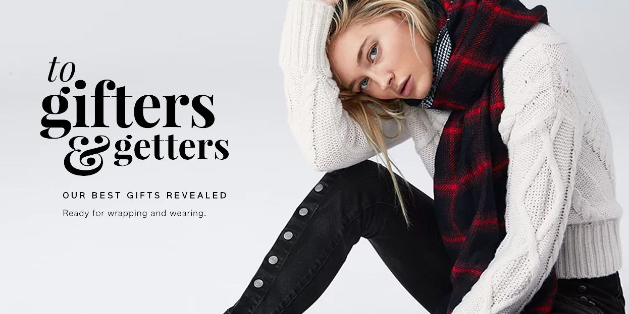 Gap S Black Friday Sale Is Here Early With An Extra 50 Off Sitewide