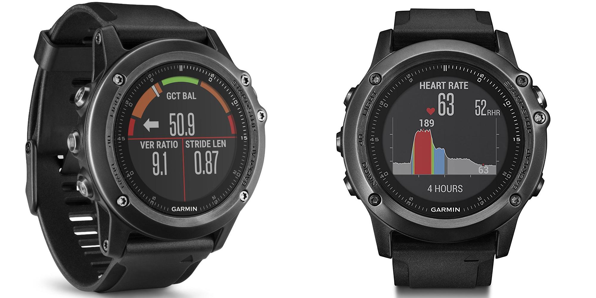 Garmin's fenix 3 GPS-enabled smartwatch hits $227 shipped ...