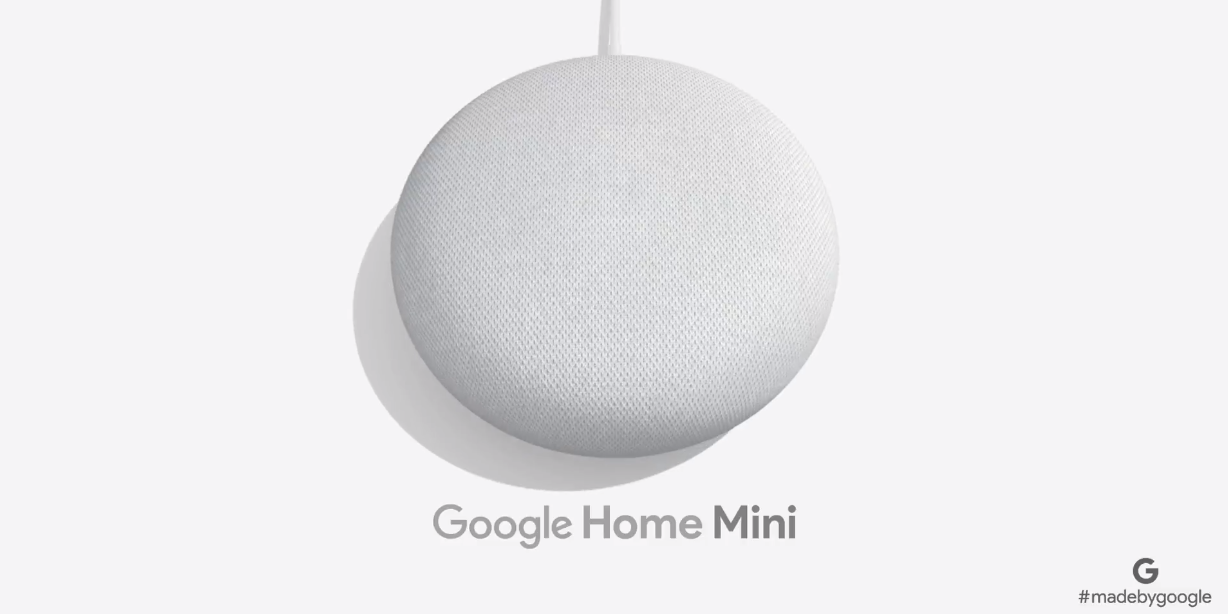 google home mini drops to 29 w 10 gc for black friday reg 49 more 9to5toys. Black Bedroom Furniture Sets. Home Design Ideas