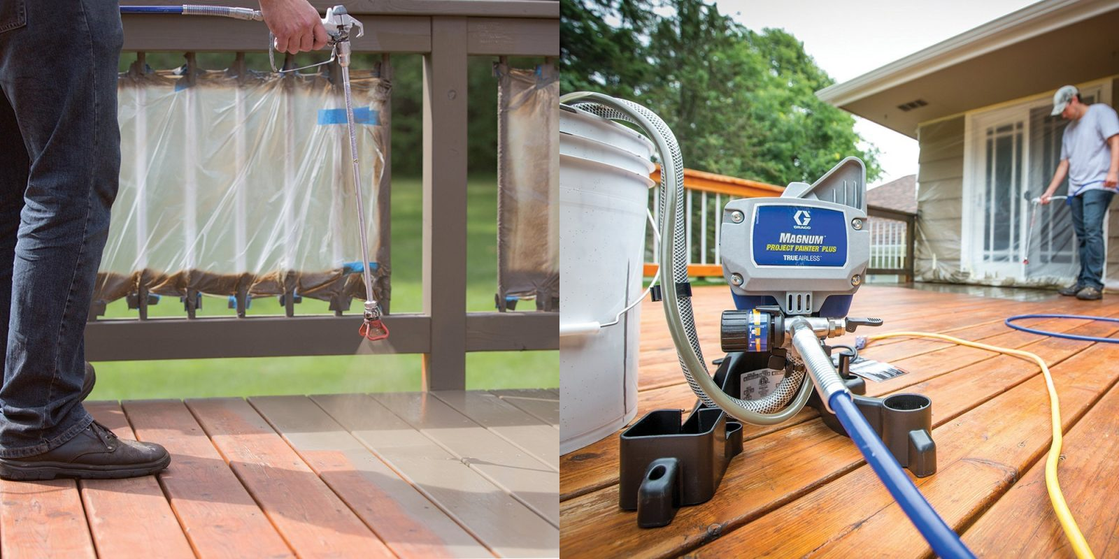 Get your house painted easily w/ Graco's #1 best-selling paint sprayer: $164 (Reg. $225+)
