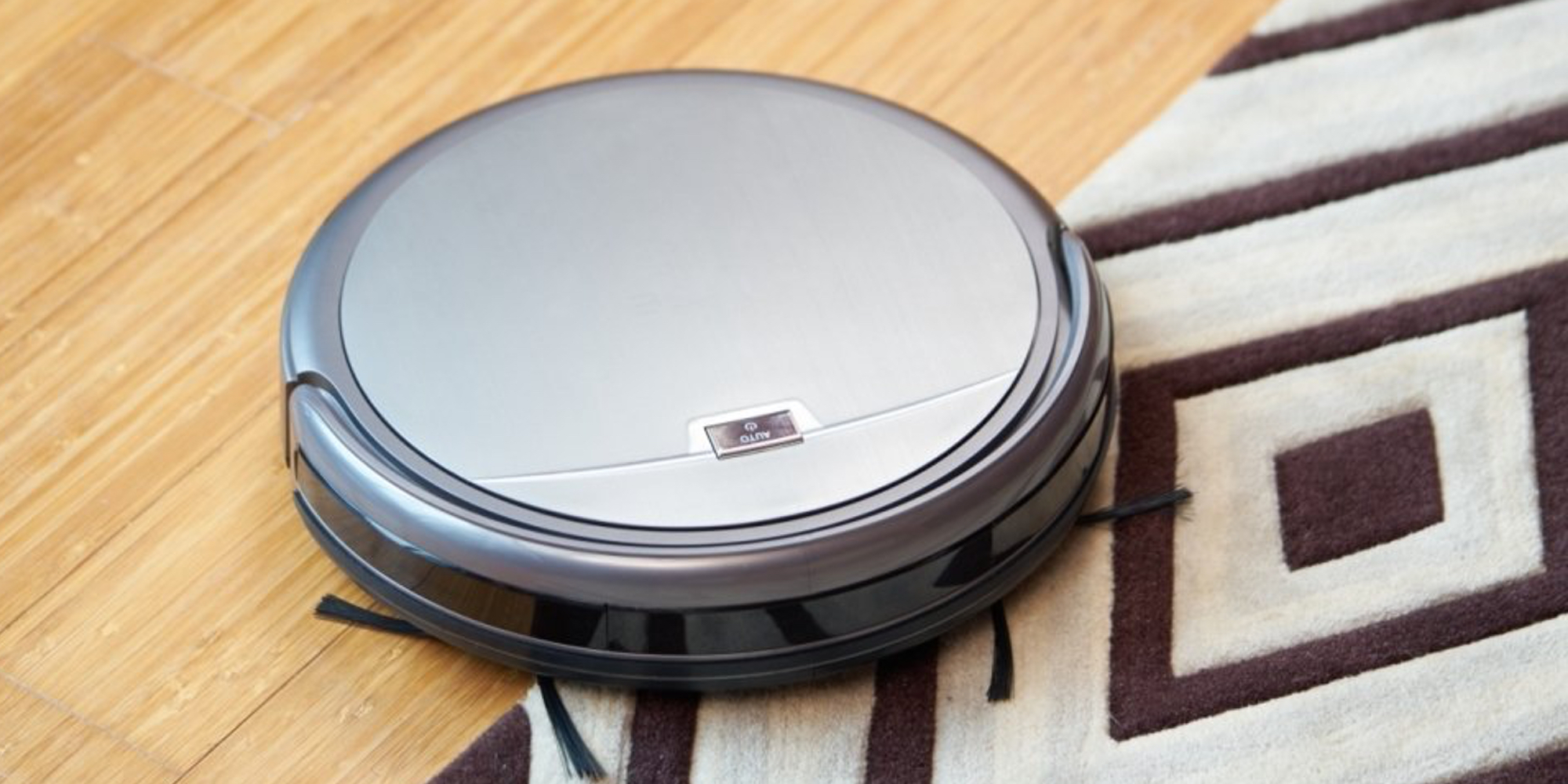 Let ILIFE's A4s Robotic Vacuum Cleaner pick up after you for $130 (Reg. $200)