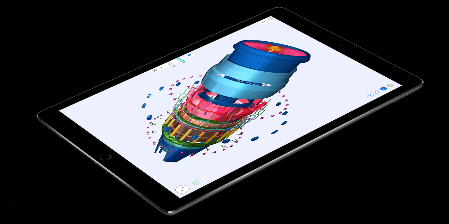 Apple's prev. gen. 12.9-inch iPad Pro w/ 512GB + Cellular: $699 (Orig. $1,279)