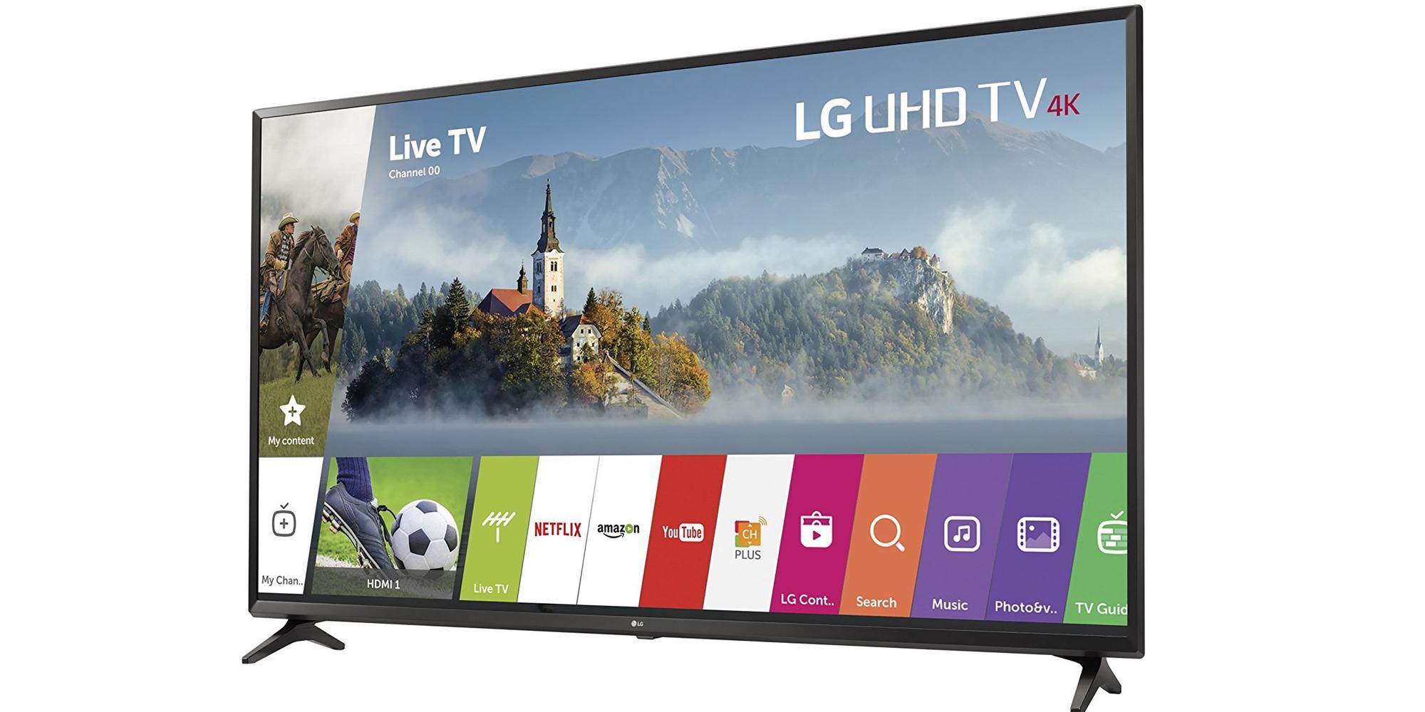 Best Of Black Friday 2017 4k Ultra Hdtvs Sharp 50 Inch Smart Tv