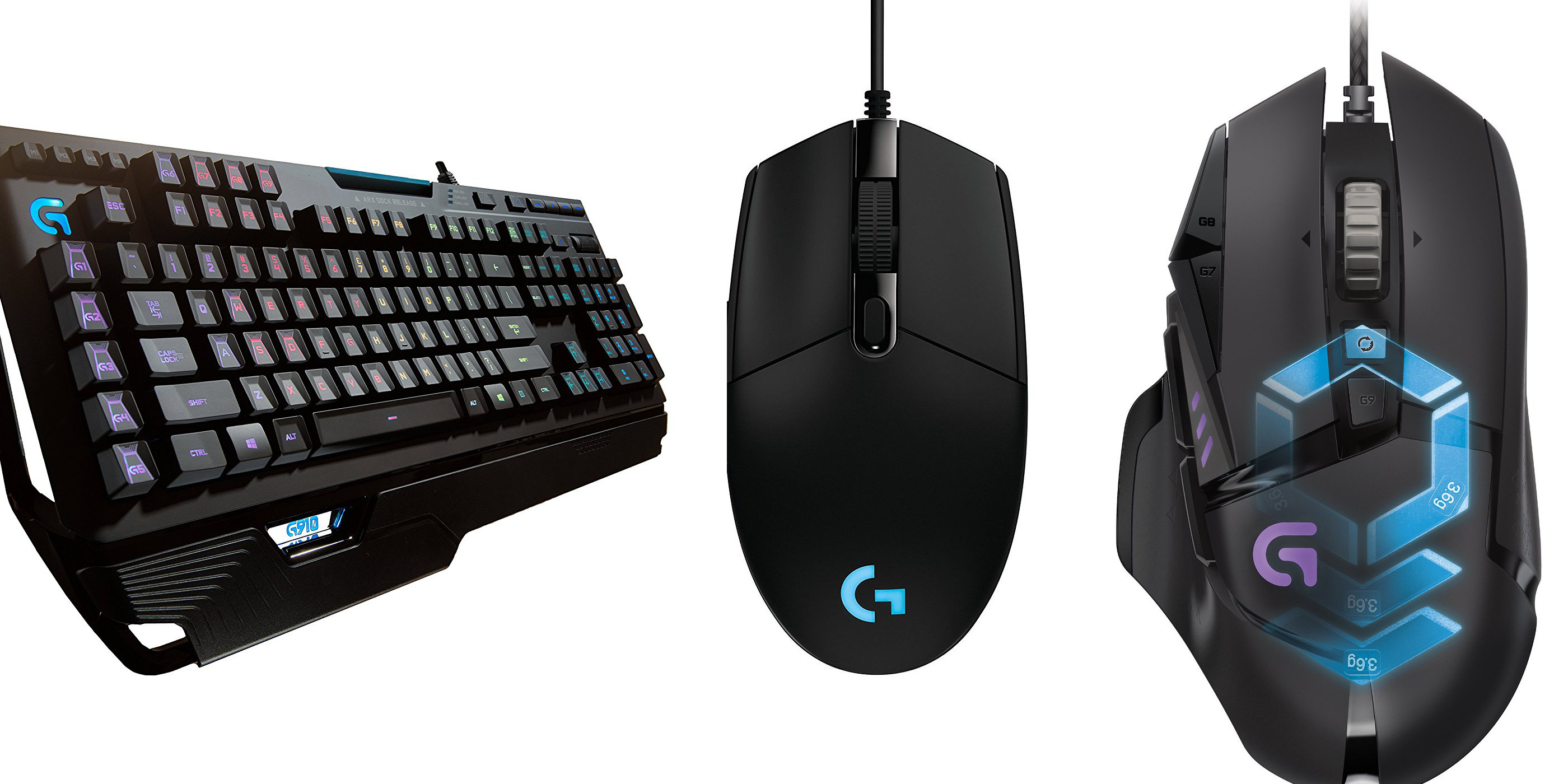 Logitech Gaming Black Friday Sale Mice From 20 Keyboards 35 Much More 9to5toys