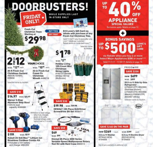 Surprising Lowes Black Friday 2017 Ad Smart Home Discounts Up To 40 Cjindustries Chair Design For Home Cjindustriesco