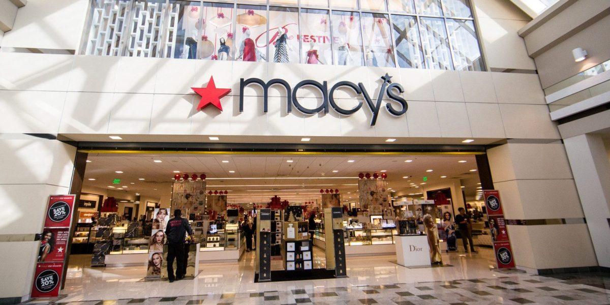 macy's black friday sale 2018