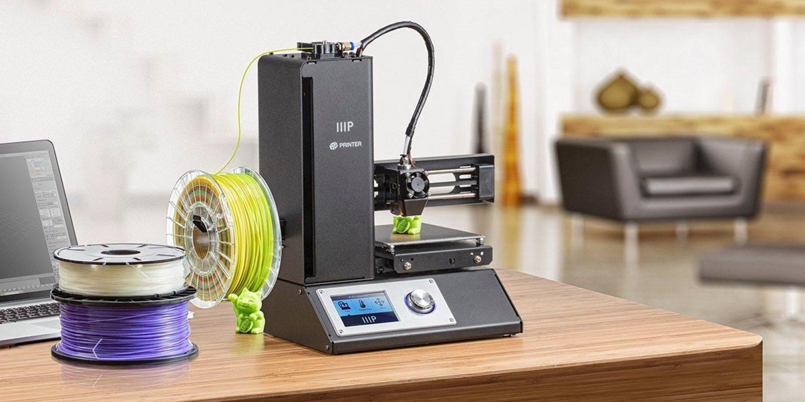 Start 3D printing for $187 w/ Monoprice's Select Mini (Reg. $220)