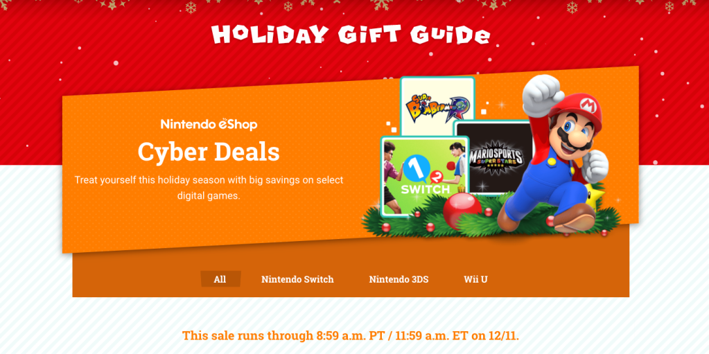 Nintendo Black Friday Switch 3ds Eshop Sale From 2 Zelda Lego Castlevania More 9to5toys
