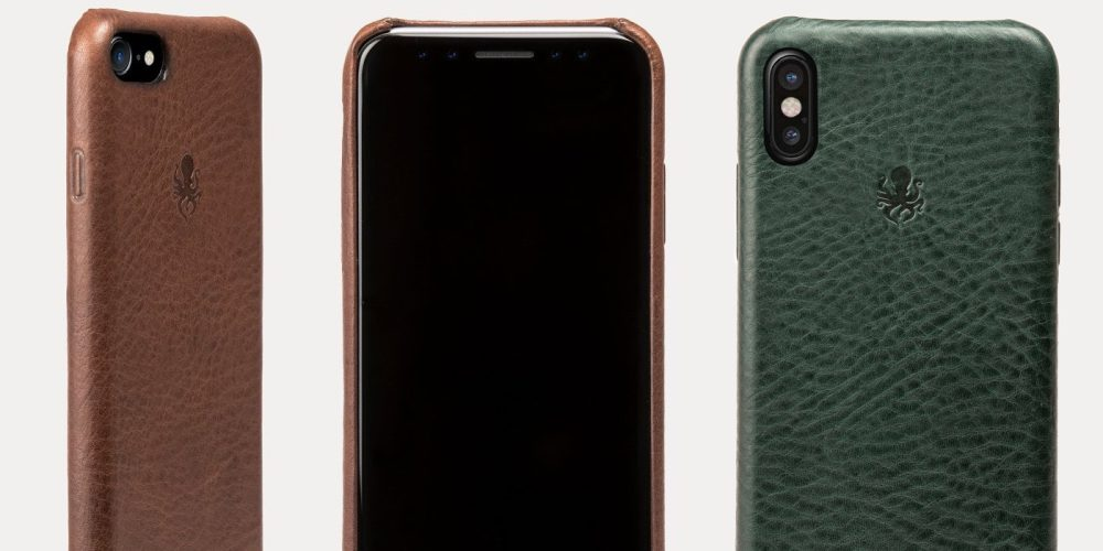 san francisco 96008 95a06 Nodus offers 20% off its new Italian leather iPhone X/8/Plus cases ...