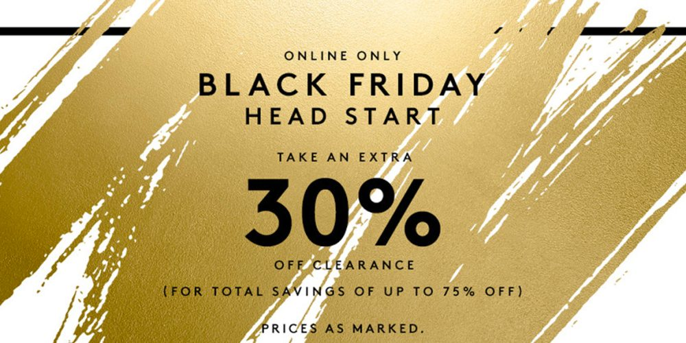 Nordstrom Rack Black Friday