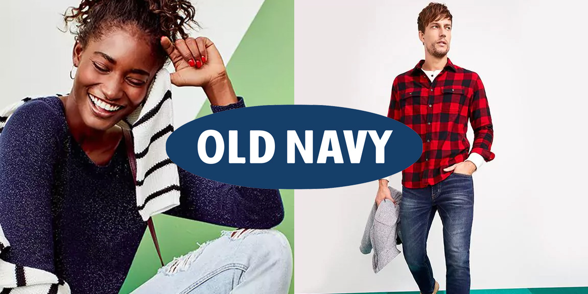 Old Navy refreshes your look with up to 50% off sitewide & deals from just $12, including denim