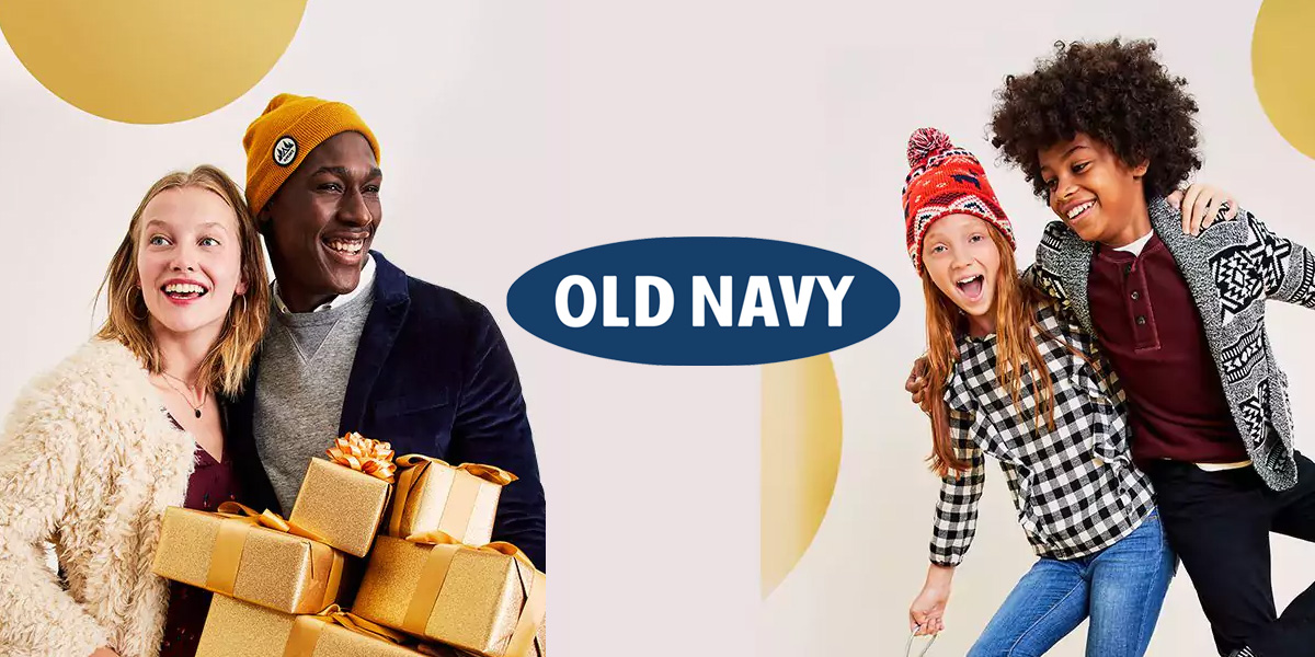 Old Navy's Cyber Monday Sale offers deep discounts w/ 50% off sitewide & styles from $18