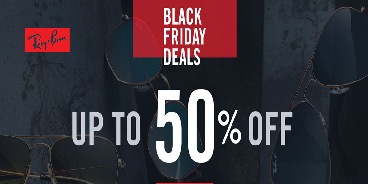 b91ef518e1 Ray-Ban takes up to 50% off during its Black Friday Event w  deals as low   50