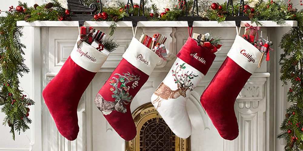 the best christmas stockings to buy now under 50