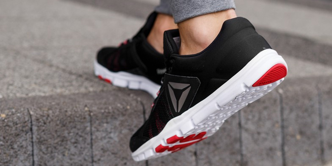 Reebok gets you ready for spring workouts with 25% off sitewide from $34, this weekend only