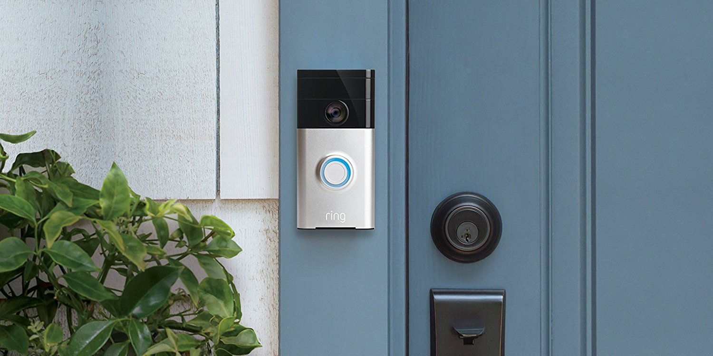 Ring Wireless Video Doorbell for $99 (Reg. $179), more