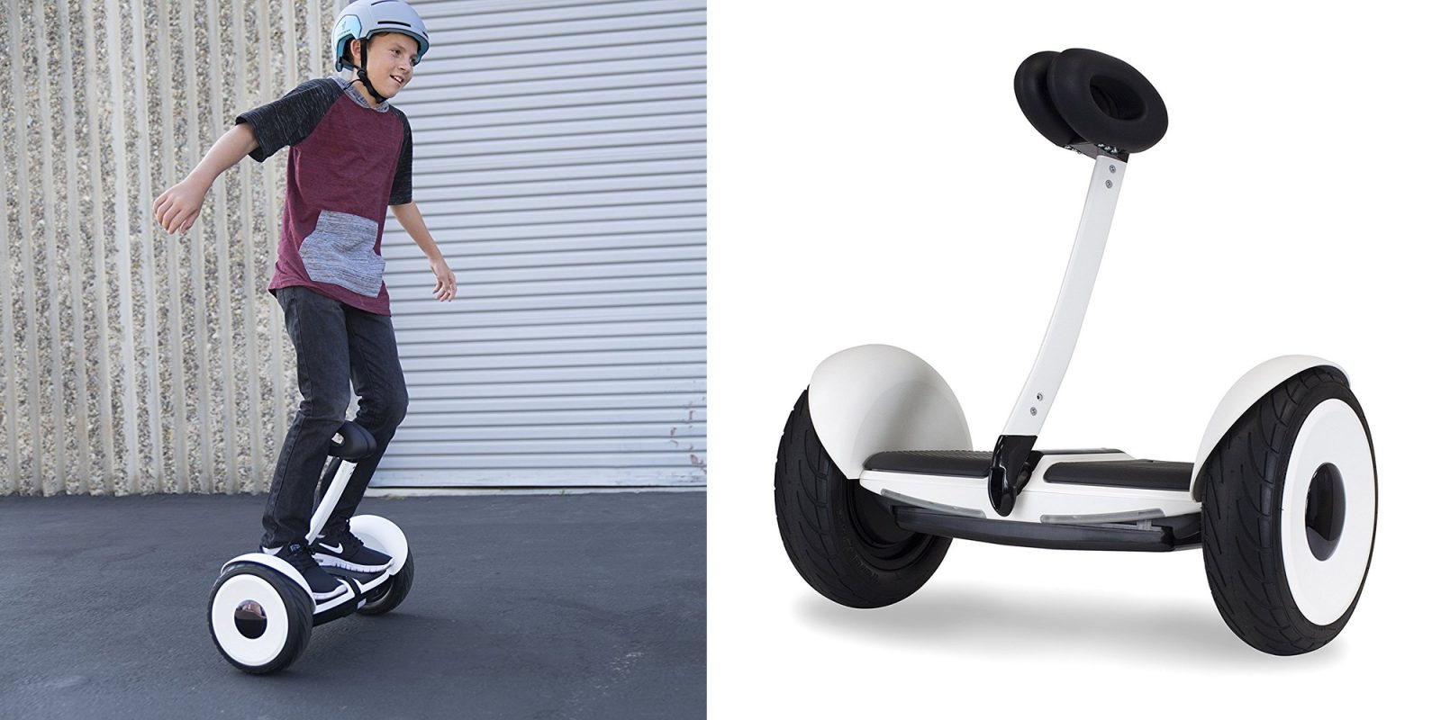 hop on the segway minilite smart self balancing personal. Black Bedroom Furniture Sets. Home Design Ideas