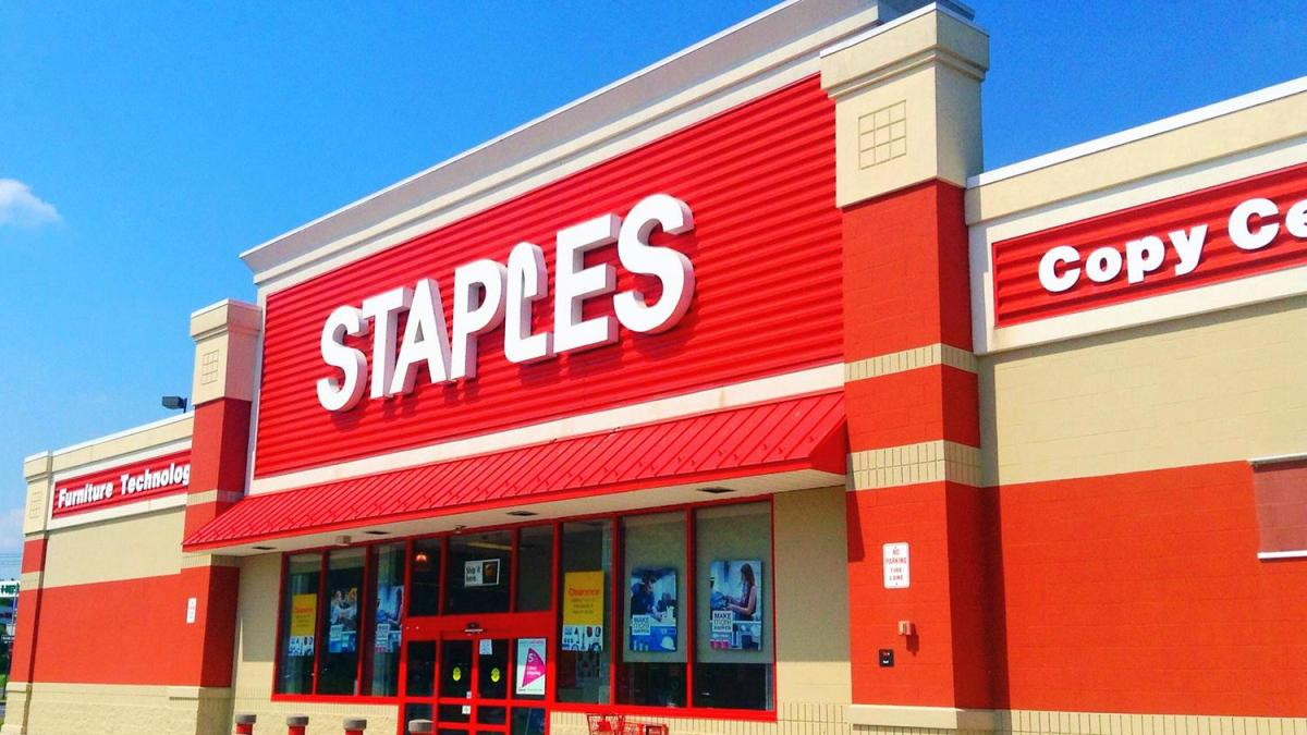 Staples Black Friday Header