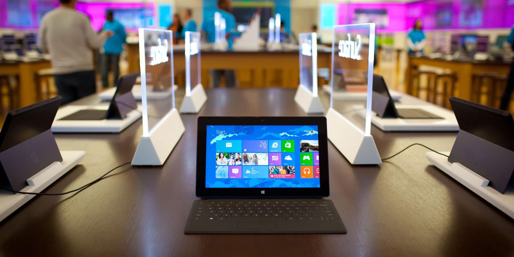 Microsoft Store Black Friday