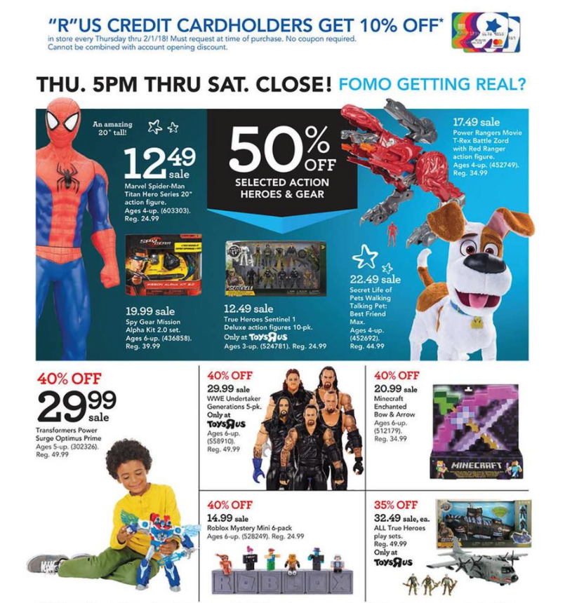 Toys R Us Black Friday 2017 16 9to5toys