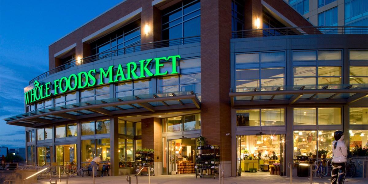 Amazon Whole Foods Black Friday