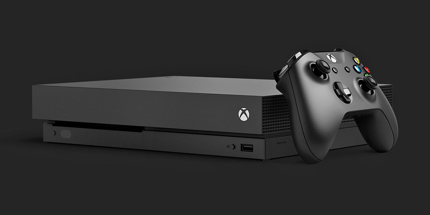Xbox One X 1TB Console + extra controller & AC Origins for $480 shipped ($580+ value)