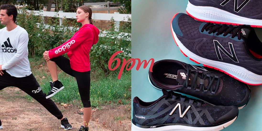 6PM's Spring Athleisure Event offers deals from $17: adidas, Reebok, Under Armour, more