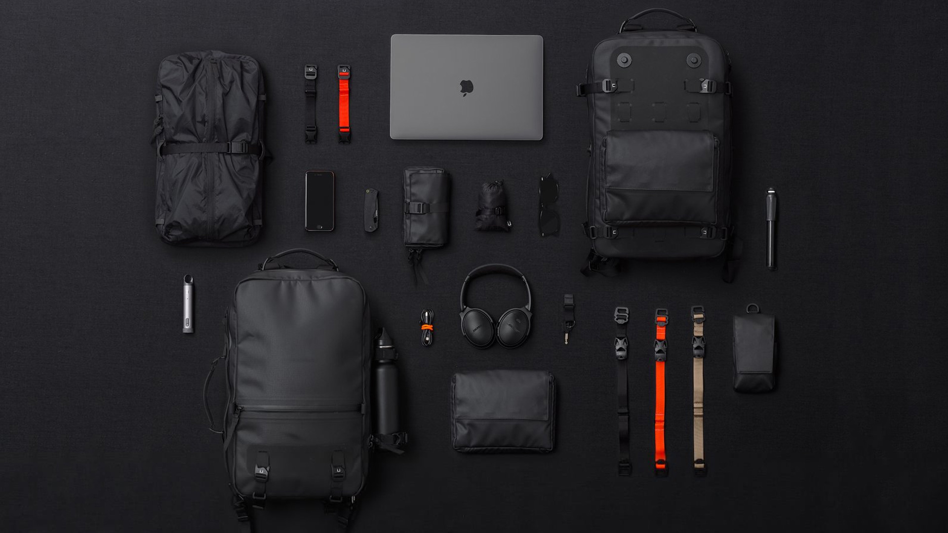 Black Ember launches the Citadel Collection, an IPX6 rated modular backpack