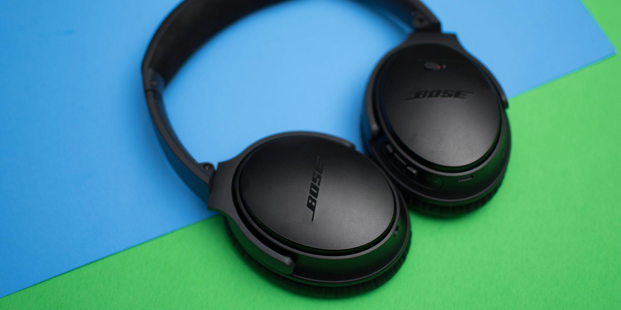 Score a rare discount on Bose QuietComfort 35 SII Wireless Headphones for $274 (Reg. $349)