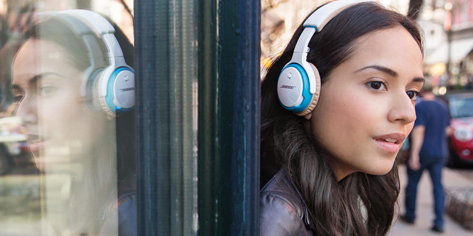 Bose SoundLink on-ear Bluetooth headphones drop to $100 (Reg. $180)