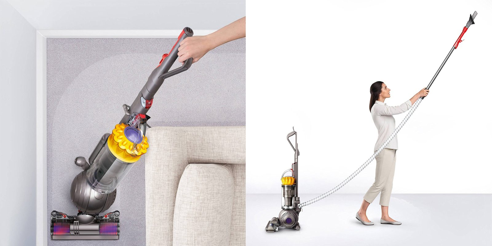 Grab The Dyson Multifloor Upright Vac For 149 50 Cert