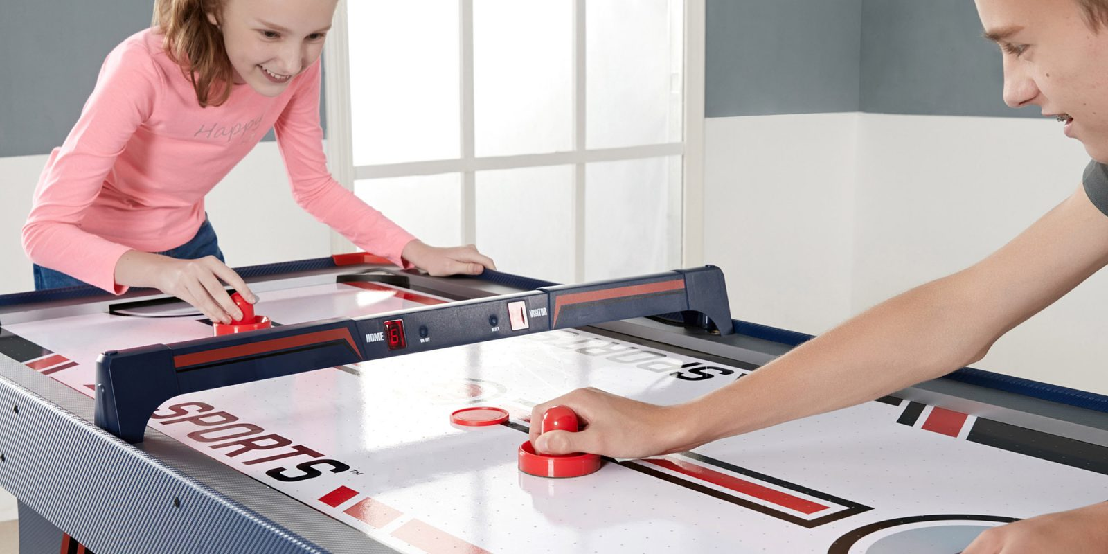 EA's 60-inch electronic air hockey table falls to new low at $49 shipped (Reg. $80)