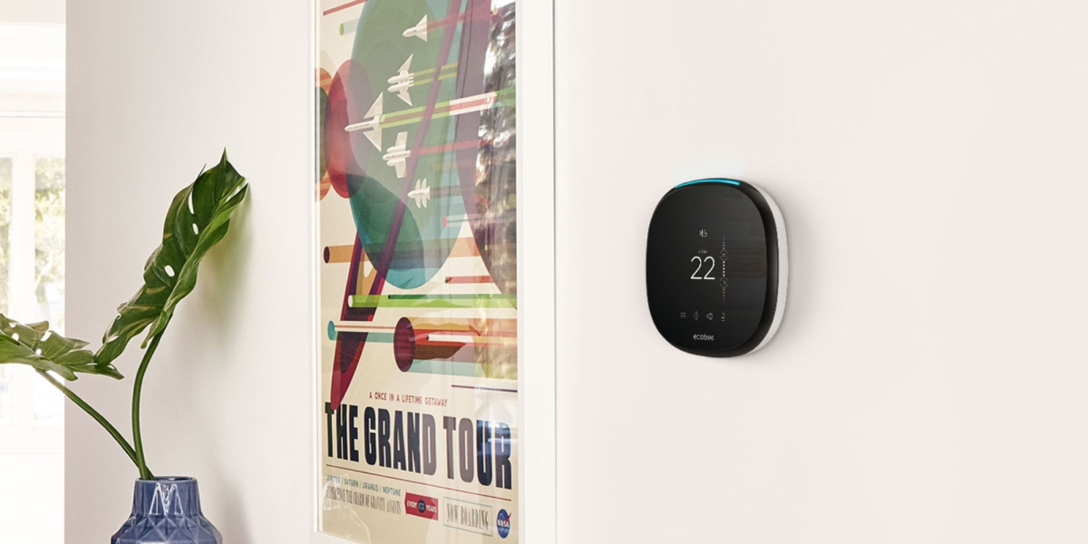 Ecobee4 Smart Thermostat W   Homekit Support Gets 20