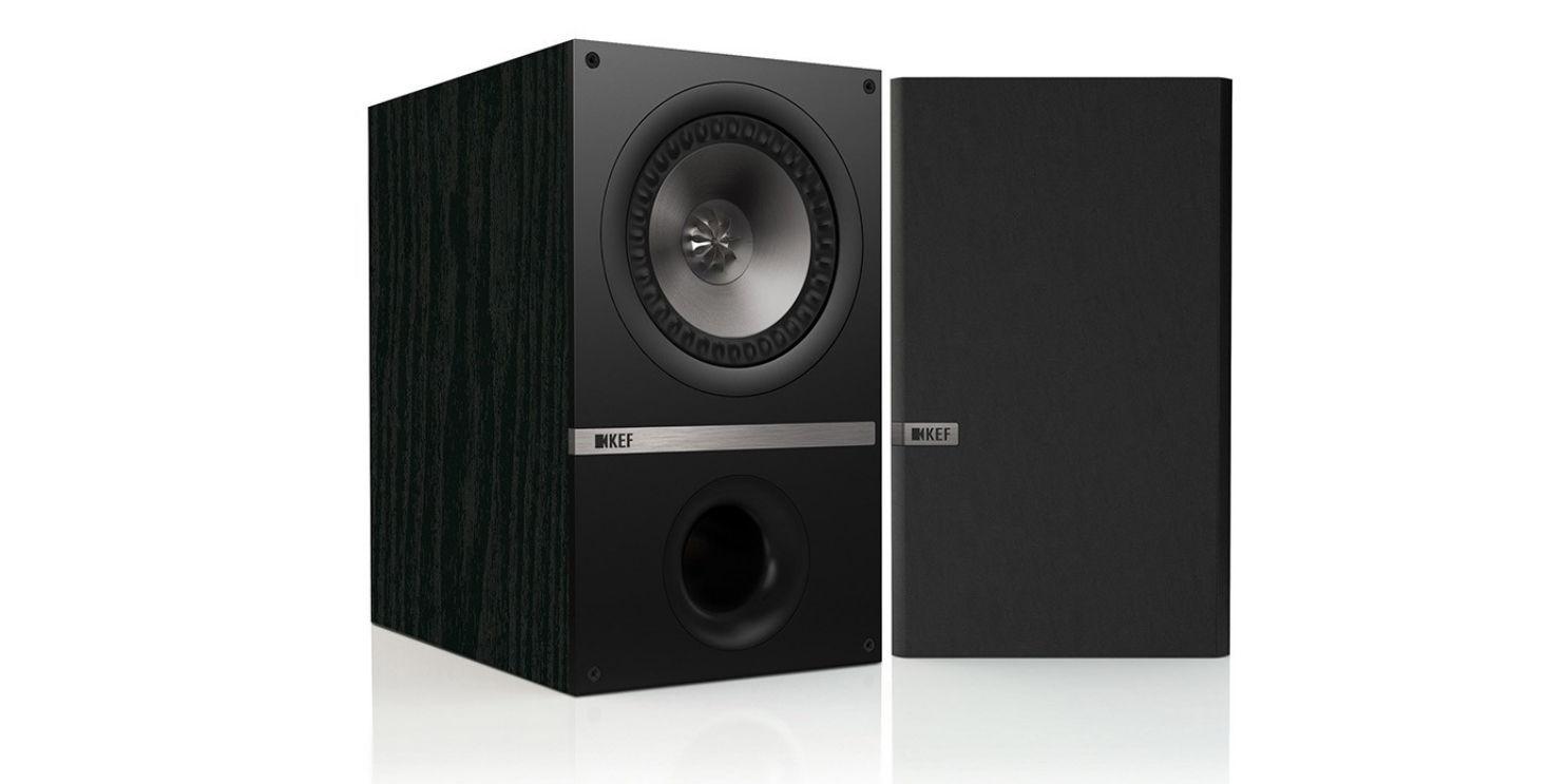 These Top-rated Bookshelf Speakers From KEF At Amazon All