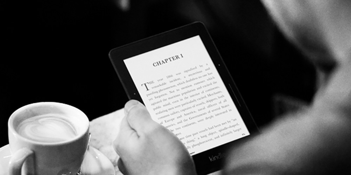 Amazon's Kindle Voyage delivers a high-resolution E-reader for $130 Prime shipped (Orig. $220)