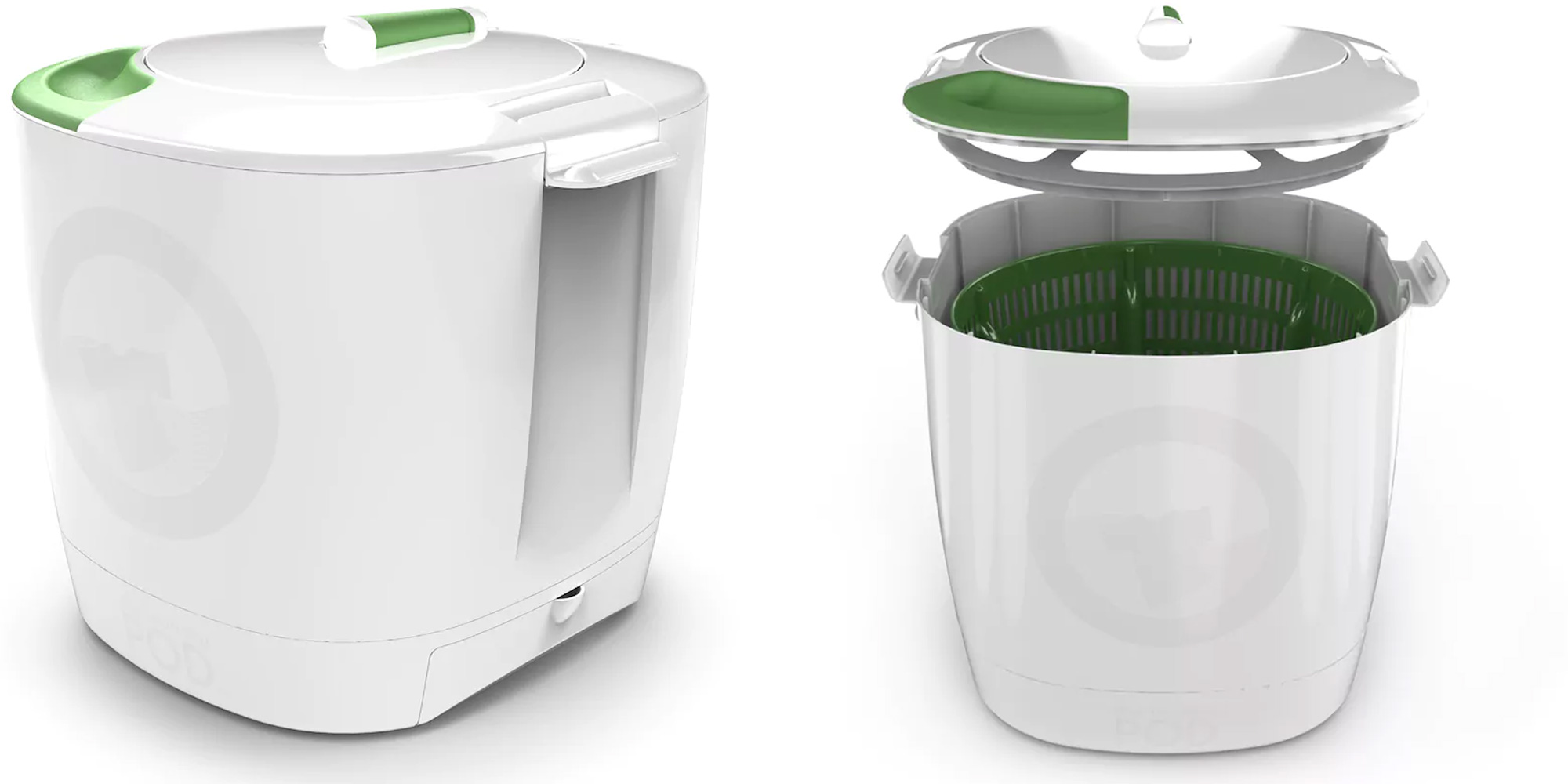 The Laundry POD helps you keep clothes clean without electricity: $56 (Reg. $80+)