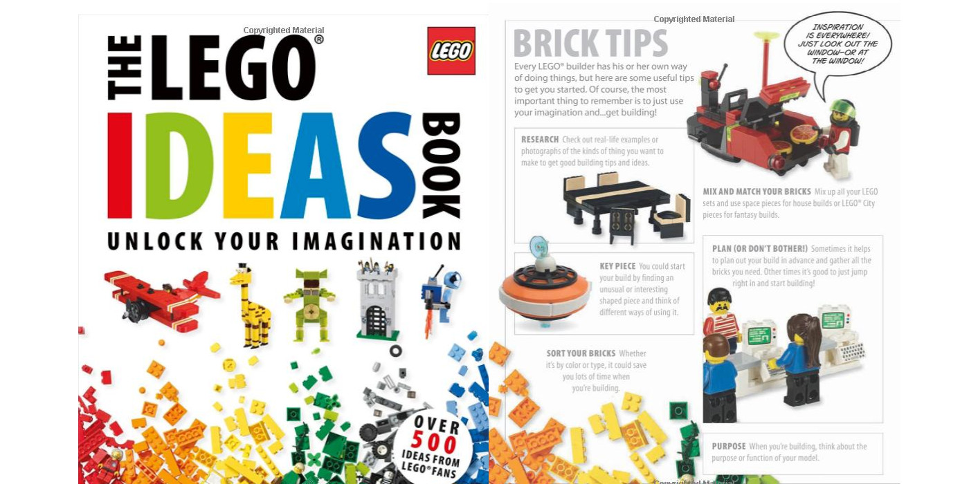 The Lego Ideas Hardcover Coffee Table Book Is Now Just 6 Prime Shipped