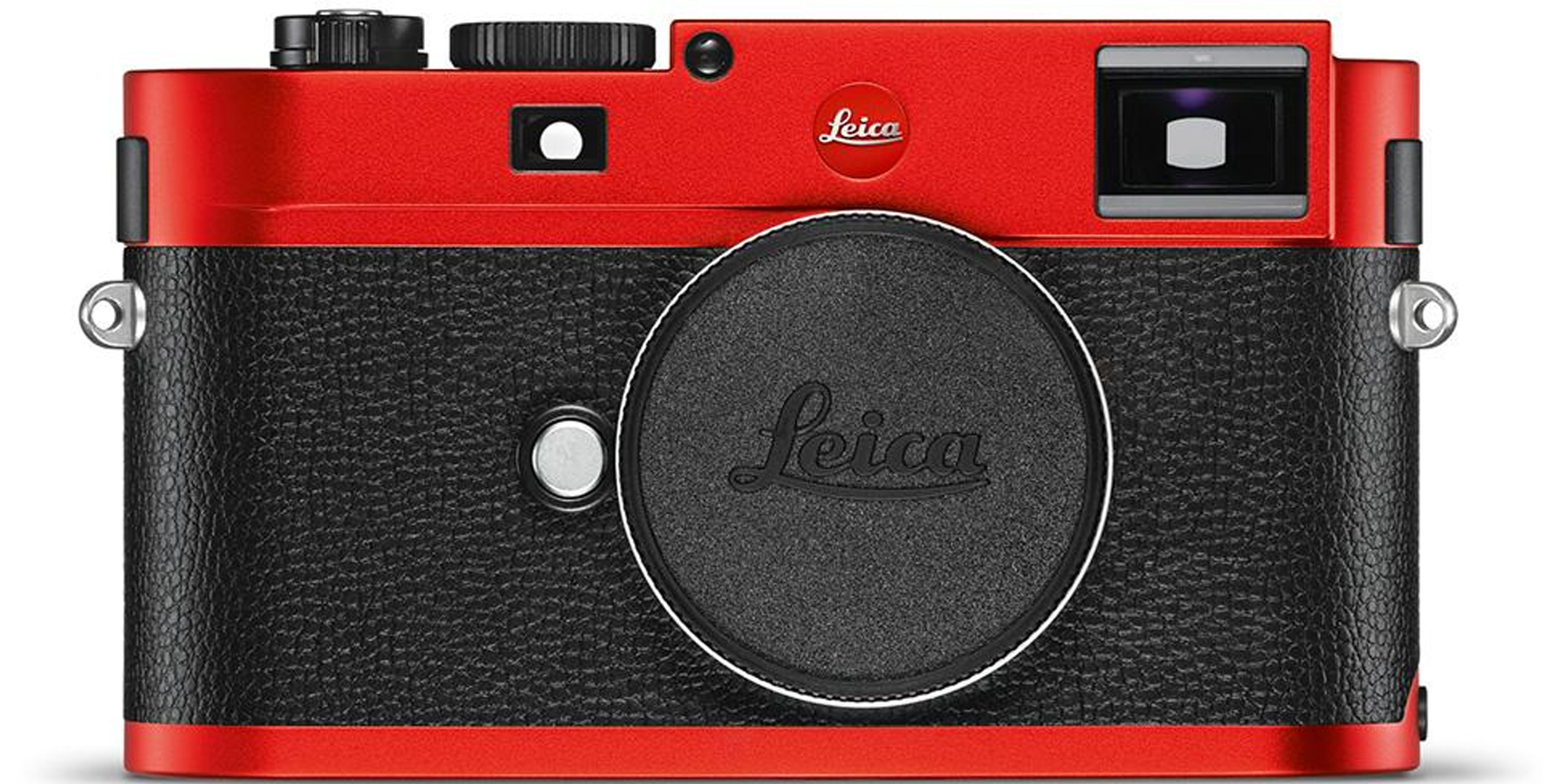 Leica announces limited edition M Typ 262 in a red anodized finish