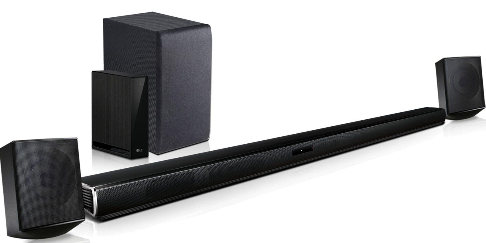 Upgrade To A 4 1 Ch Lg Soundbar W Sub Wireless Rear Speakers 150 Reg 200