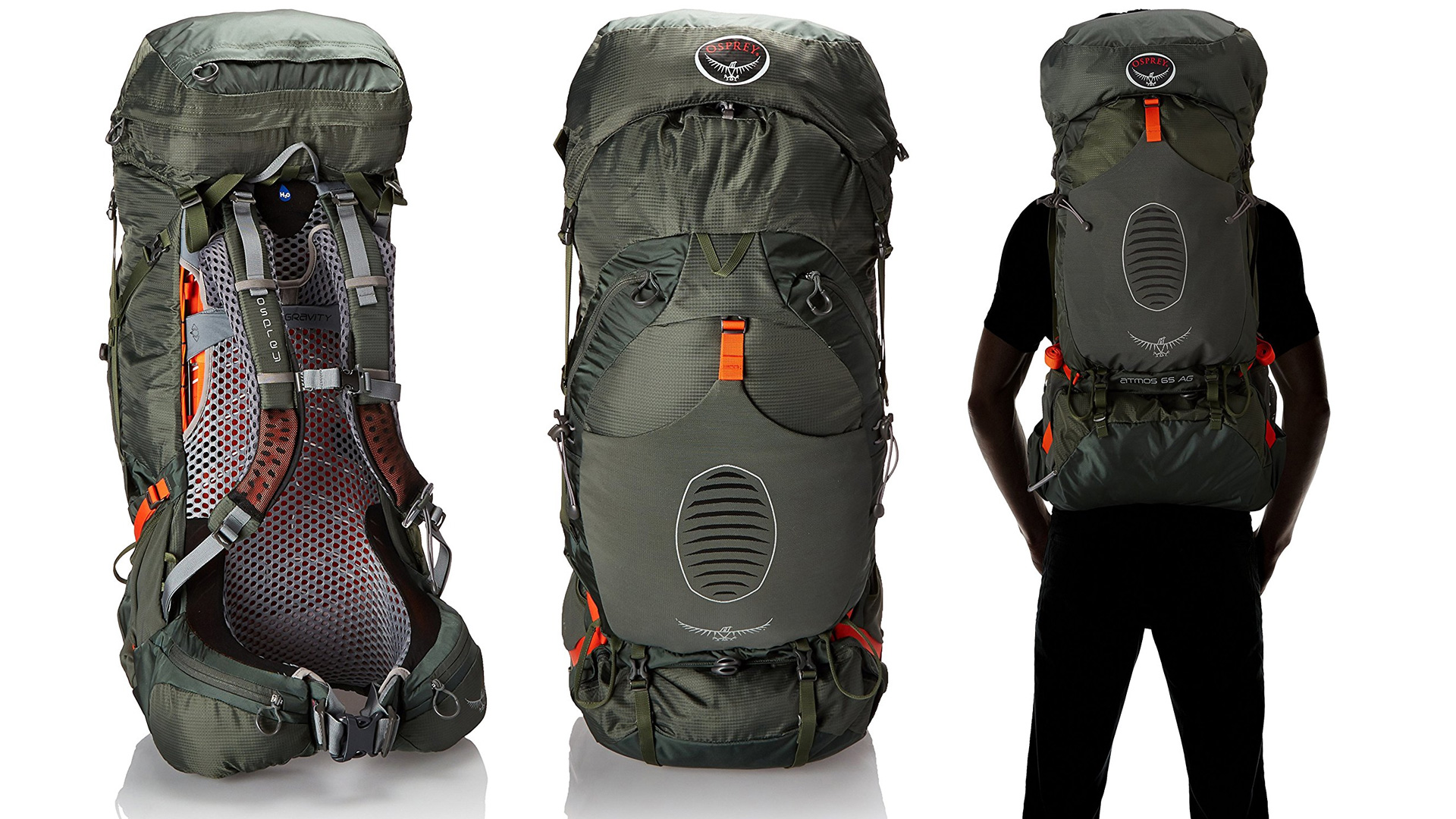 Carry it all in Osprey's Atmos AG 65 Pack for $180 (Reg. $260+)