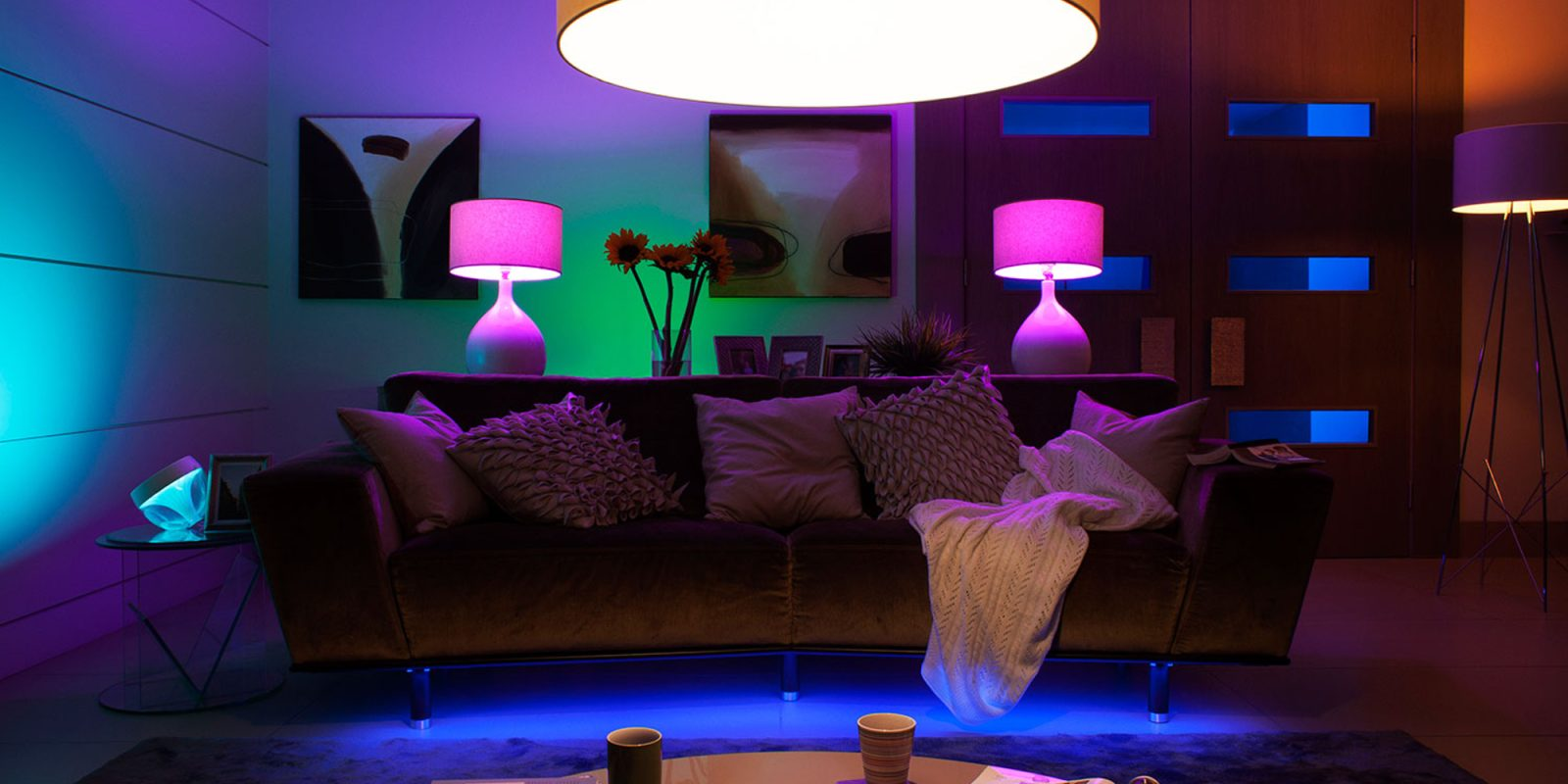 Illuminate your space with the HomeKit-enabled Philips Hue Color bundle for $100 (Reg. $150), more