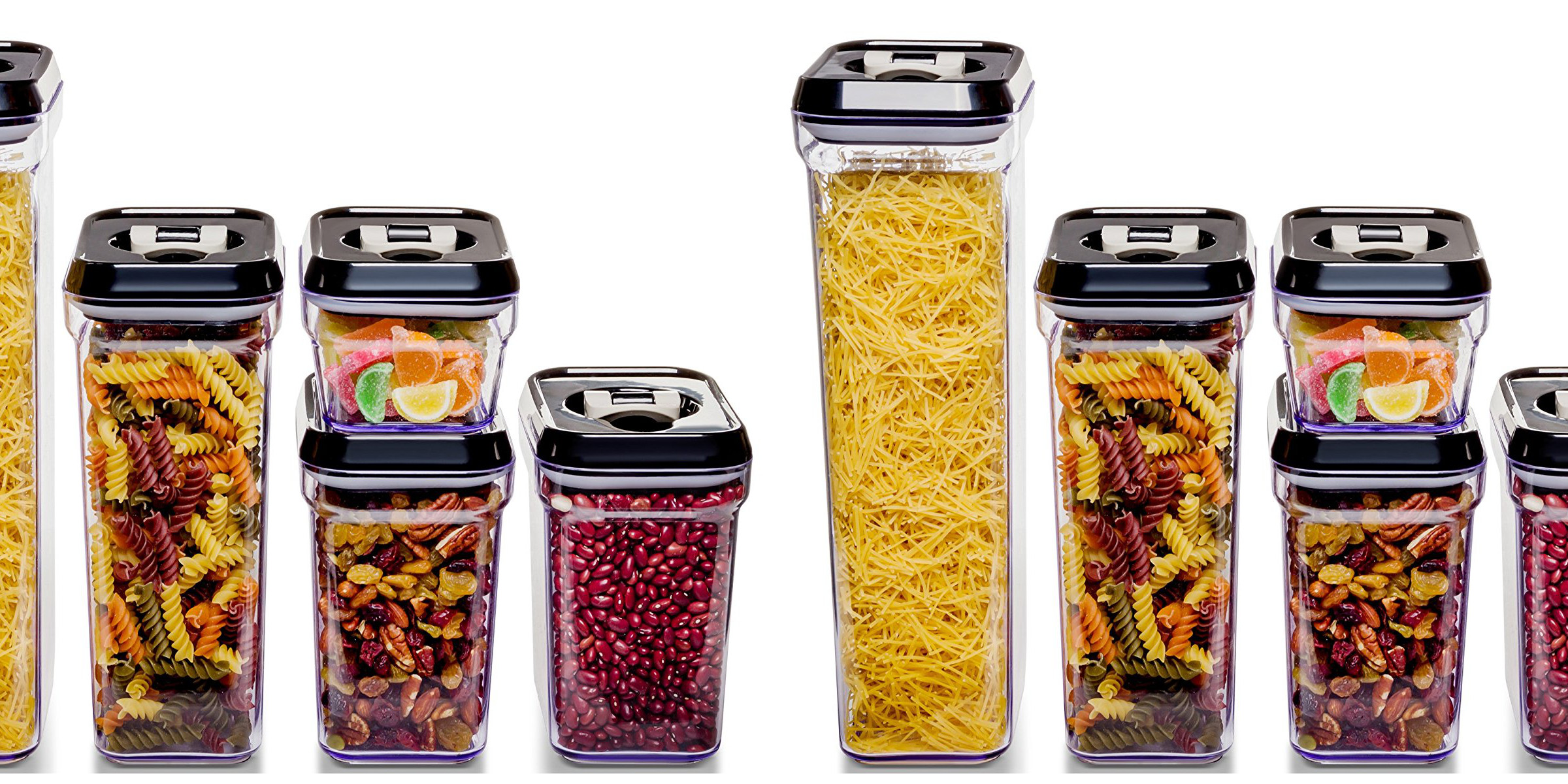 The Royal Air-Tight Food Storage Container Set drops to just $19.50 w/ this promo code