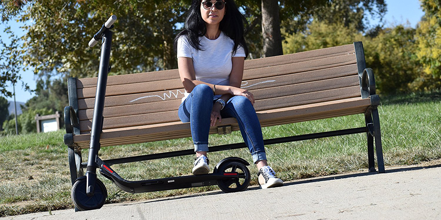 Woot offers Segway electric scooters and more for $300, today only (Refurb)