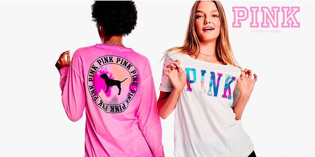 f953b6f6 Victoria's Secret PINK Semi-Annual Event has leggings, beauty, and much  more from $4