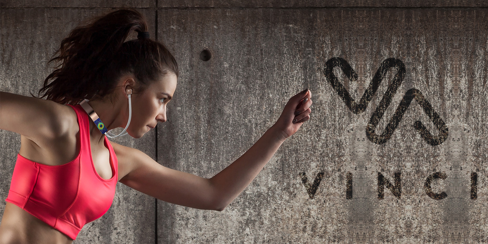 Vinci 2.0 bring 3G connections and phone-free operation to workout headphones
